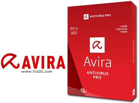 دانلود Avira Antivirus Pro 2016 15.0.19.164 Final - آنتی ویروس آویرا