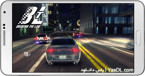 دانلود بازی Breaking the Line 0.8.006 - مسابقات اتومبیل رانی برای اندروید + دیتا