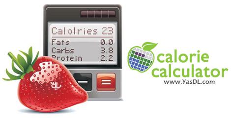 دانلود Calorie Calculator 1.0 - نرم افزار مدیریت و کنترل کالری