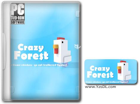 دانلود بازی کم حجم Crazy Forest برای کامپیوتر