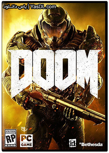 دانلود بازی DOOM 4 2016 برای PC