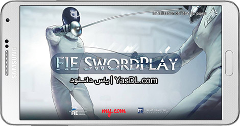 دانلود بازی FIE Swordplay 2.15.118 - مسابقات شمشیربازی برای اندروید + دیتا + پول بی نهایت