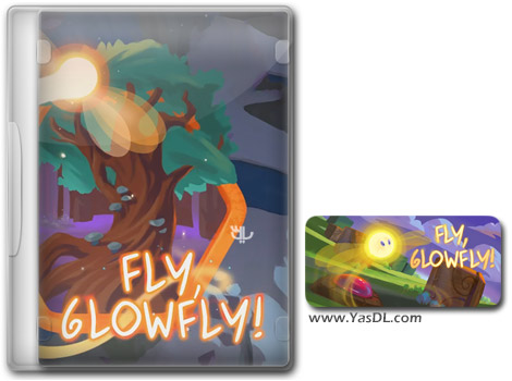 دانلود بازی کم حجم Fly Glowfly برای کامپیوتر