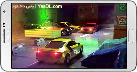 دانلود بازی Garage Parking Frenzy 1.2 - شبیه سازی پارکینگ اتومبیل برای اندروید