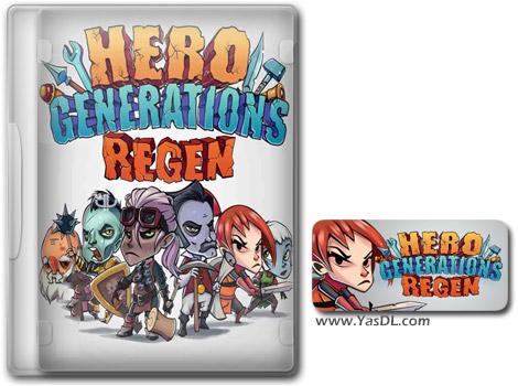 دانلود بازی کم حجم Hero Generations ReGen برای کامپیوتر