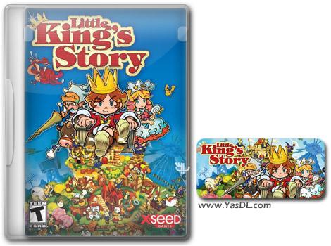 دانلود بازی Little Kings Story برای PC