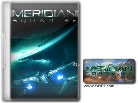 دانلود بازی Meridian Squad 22 برای PC