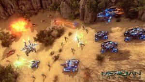 Meridian Squad 222