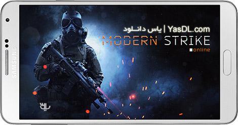 دانلود بازی Modern Strike Online 1.14 - تیراندازی مدرن برای اندروید + دیتا