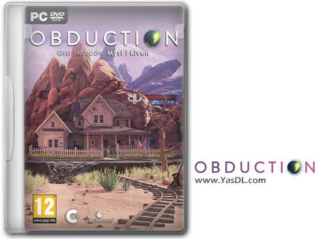 دانلود بازی Obduction v1.8 برای PC
