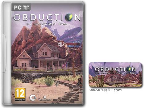 دانلود بازی Obduction برای PC