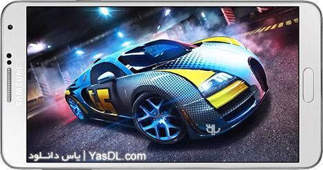 دانلود بازی Race Max 1.9 - مسابقات اتومبیل رانی برای اندروید + دیتا + پول بی نهایت