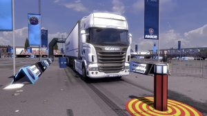 Scania Truck Driving Simulator2