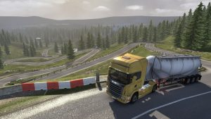 Scania Truck Driving Simulator4