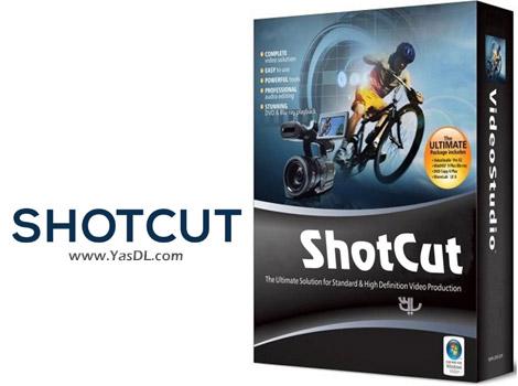 دانلود Shotcut 16.08 x64 + Portable - نرم افزار رایگان ویرایش فیلم