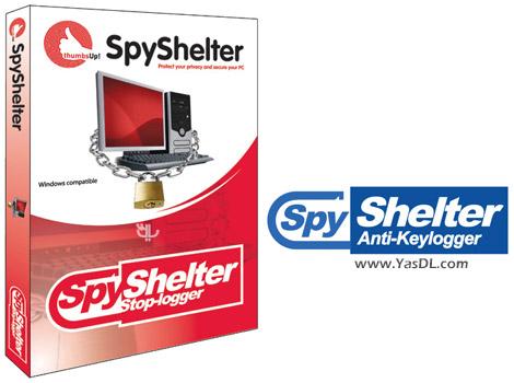 دانلود SpyShelter Anti-Keylogger 10.8.2 Free - نرم افزار ضد جاسوسی