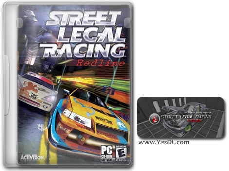 دانلود بازی Street Legal Racing Redline برای PC