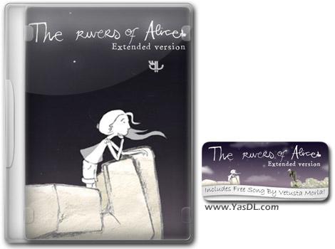 دانلود بازی کم حجم The Rivers of Alice Extended Edition برای کامپیوتر