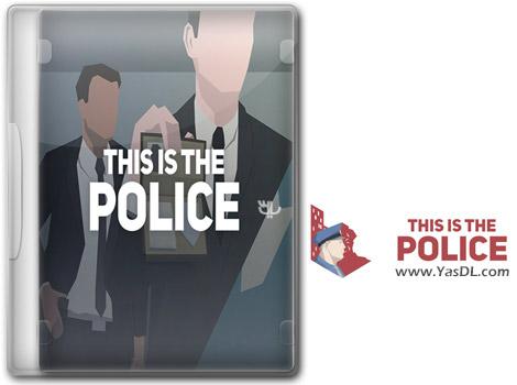 دانلود بازی This is the Police برای PC