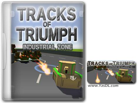 دانلود بازی کم حجم Tracks of Triumph Industrial Zone برای کامپیوتر