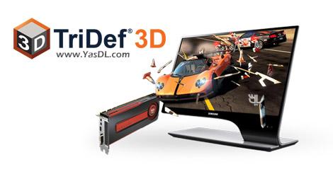 دانلود TriDef 3D 7.0.0 Build 13290 - درایور مانیتورهای 3 بعدی