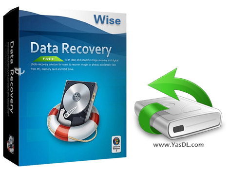 Wise Data Recovery 3.91.206 – Program Recover Files