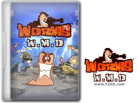 دانلود بازی Worms W.M.D برای PC