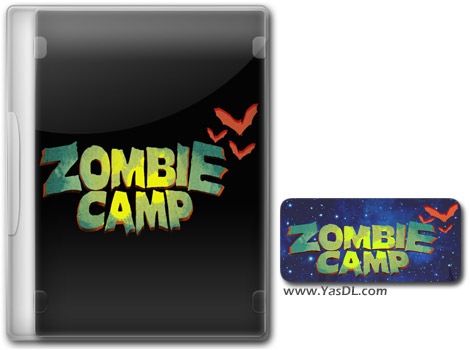 دانلود بازی کم حجم Zombie Camp برای کامپیوتر