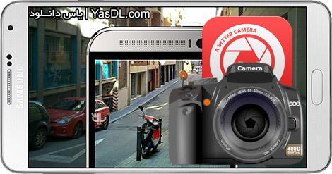 دانلود A Better Camera Unlocked 3.41 - دوربین حرفه ای برای اندروید