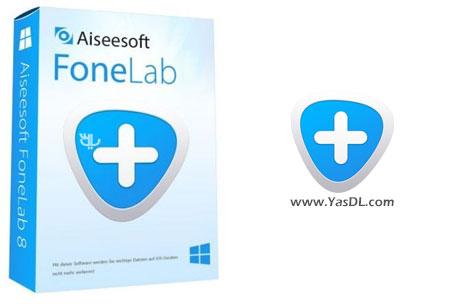 دانلود Aiseesoft FoneLab 8.3.26 - نرم افزار بازیابی اطلاعات آیفون و آیپد