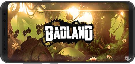 دانلود بازی BADLAND 3.2.0.43 برای اندروید + دیتا