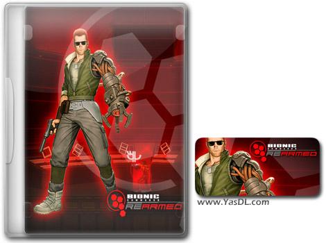 دانلود بازی Bionic Commando Rearmed برای PC