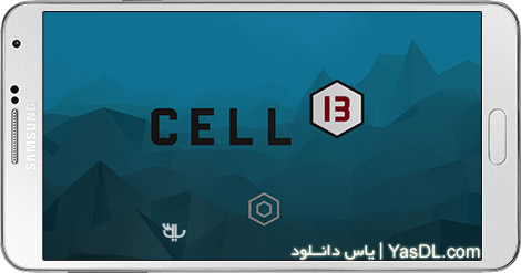 دانلود بازی CELL 13 PRO 1.02 - سلول 13 برای اندروید