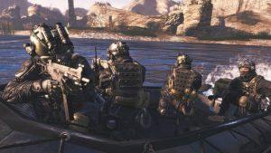 Call of Duty Modern Warfare 21