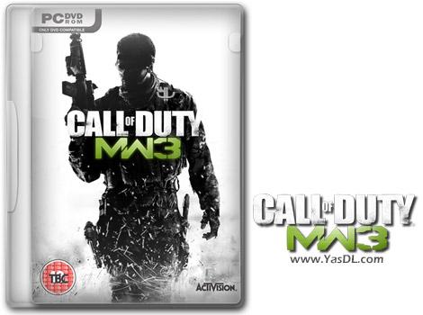 دانلود بازی Call of Duty Modern Warfare 3 برای PC