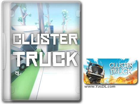 دانلود بازی Clustertruck برای PC
