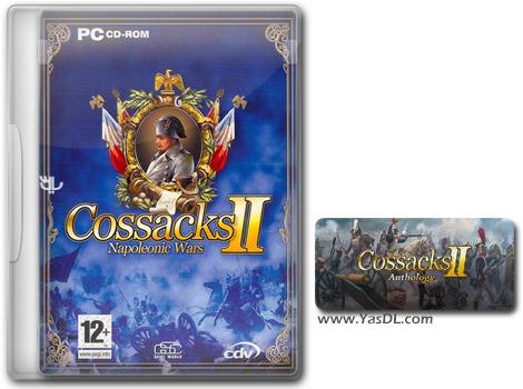 دانلود بازی Cossacks II Anothlogy برای PC