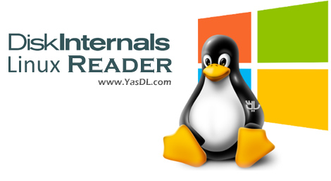 دانلود DiskInternals Linux Reader 2.4 - دسترسی به پارتیشن های لینوکس در ویندوز