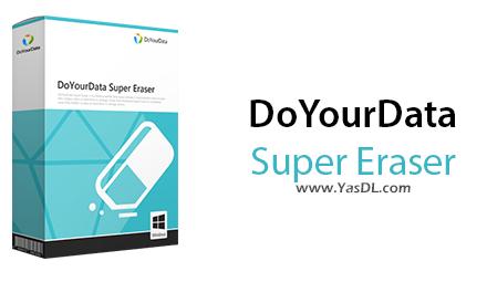 دانلود DoYourData Super Eraser 4.0 Business / AdvancedPE - پاک سازی امن داده ها