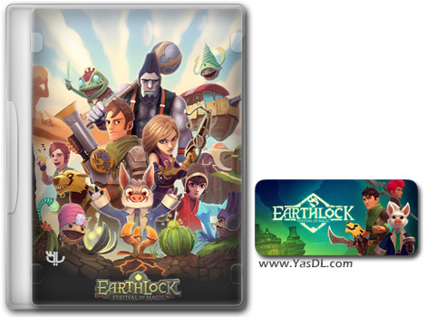 دانلود بازی EARTHLOCK Festival of Magic برای PC