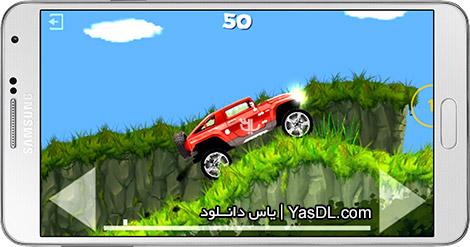 دانلود بازی Exion Hill Racing 2.01 - اتومبیل رانی تپه برای اندروید