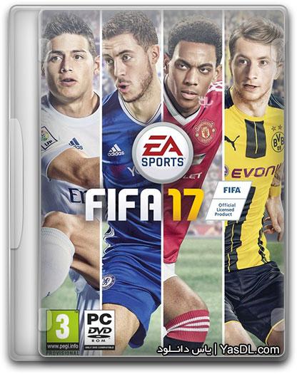 بازی FIFA 17 برای PC + کرک STEMPUNKS