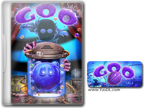 دانلود بازی کم حجم Goo Saga HD Edition برای کامپیوتر