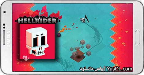 دانلود بازی Hellrider 2.0 - رانندگی در جهنم برای اندروید