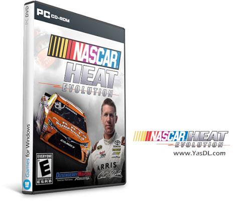 دانلود بازی NASCAR Heat Evolution برای PC