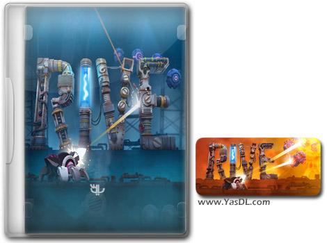 دانلود بازی RIVE برای PC