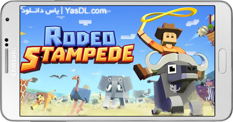 دانلود بازی Rodeo Stampede Sky Zoo Safari 1.1.1 - مدیریت باغ وحش برای اندروید + پول بی نهایت