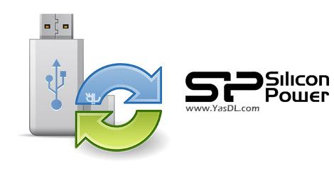 دانلود SP Recovery Utility - نرم افزار ترمیم فلش دیسک های سیلیکون پاور