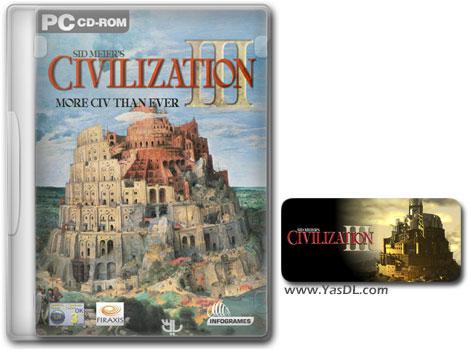 دانلود بازی Sid Meiers Civilization III برای PC