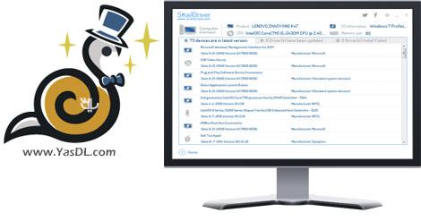 دانلود Snail Driver 1.0.3 + Portable - مدیریت و به روز رسانی درایورها